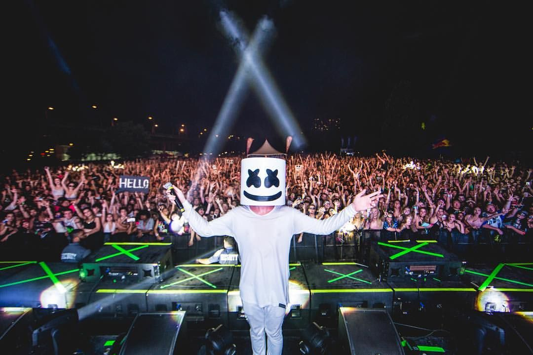 MARSHMELLO WINS SECOND CONSECUTIVE AMERICAN MUSIC AWARD FOR FAVORITE EDM ARTIST